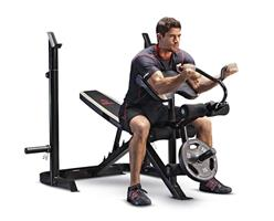 best weight benches with squat rack