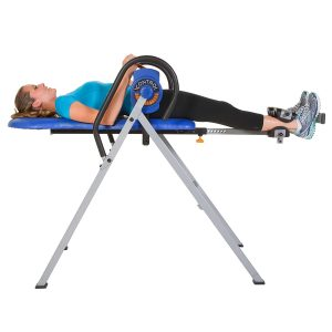IRONMAN iControl 400 Disk Brake System Inversion Table 2019
