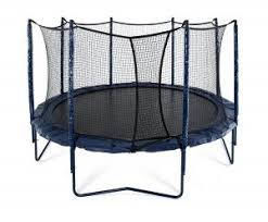best double bounce trampoline
