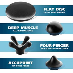 Wahl Deep Tissue Percussion Therapeutic Handheld Massager Reviews