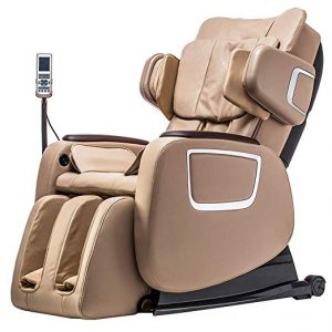 BestMassage Full Body Zero Gravity Shiatsu Massage Chair Recliner