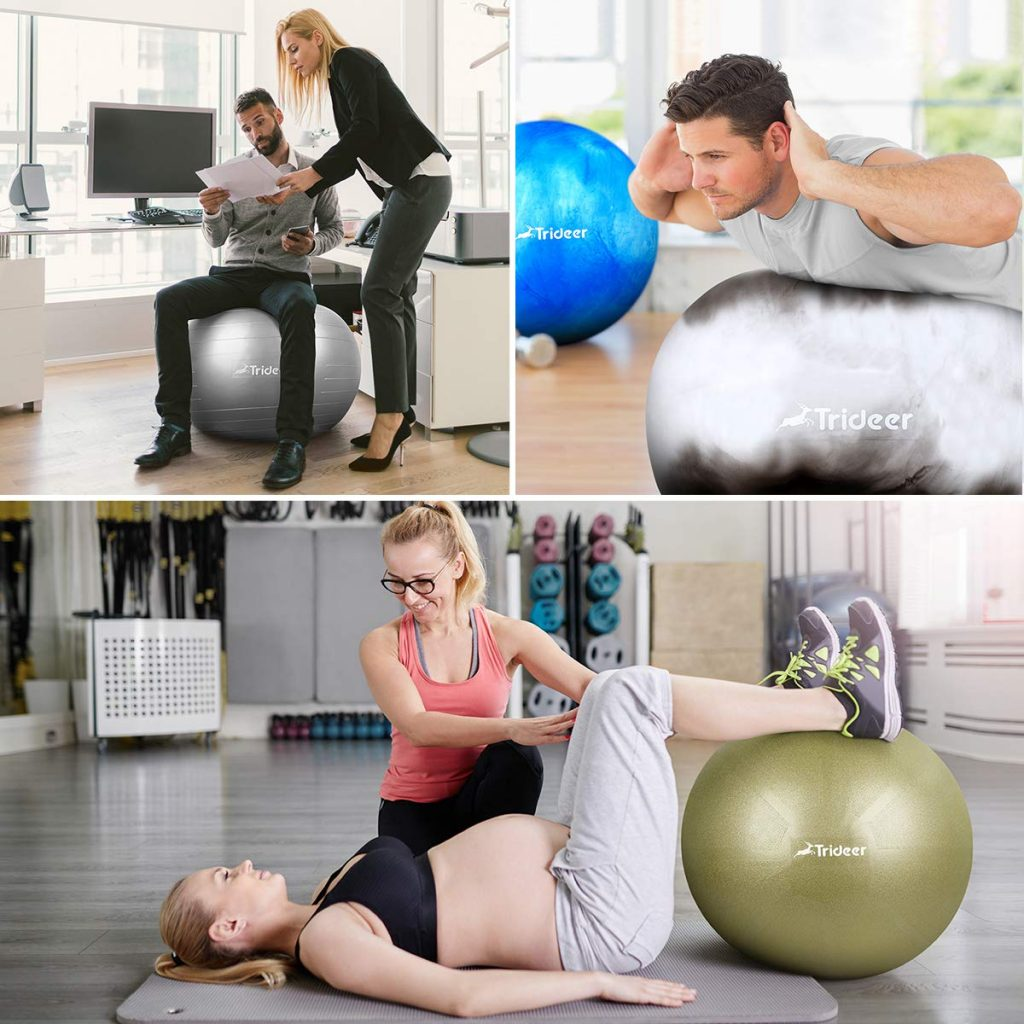 Best Exercise ball chair 2019