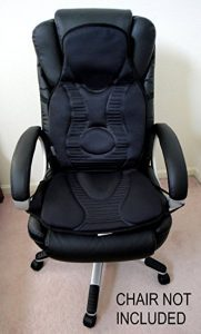 FIVE S FS8812 10-Motor Vibration Massage Seat Cushion Reviews 2019