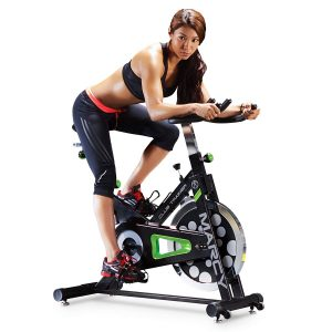 Marcy Club spin bikes