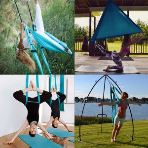How to Install Aerial Yoga Swing?