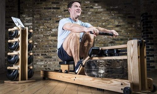 WaterRower Natural Rowing Machine with S4 Monitor Reviews 2019