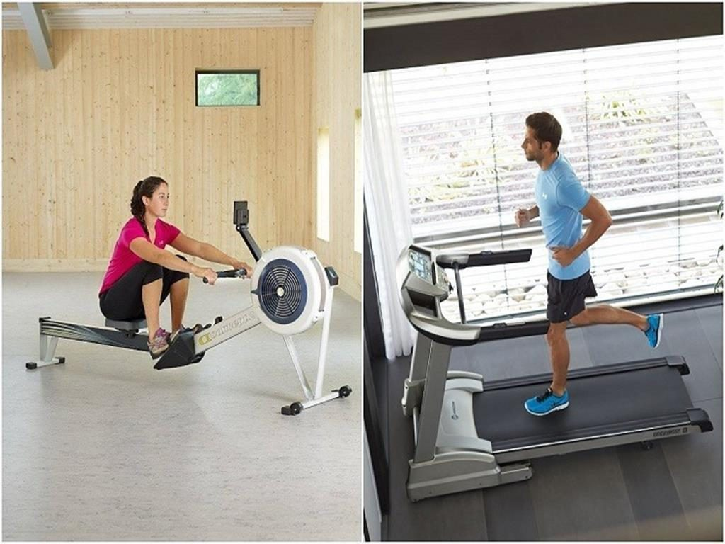 Rowing machine Vs Treadmill