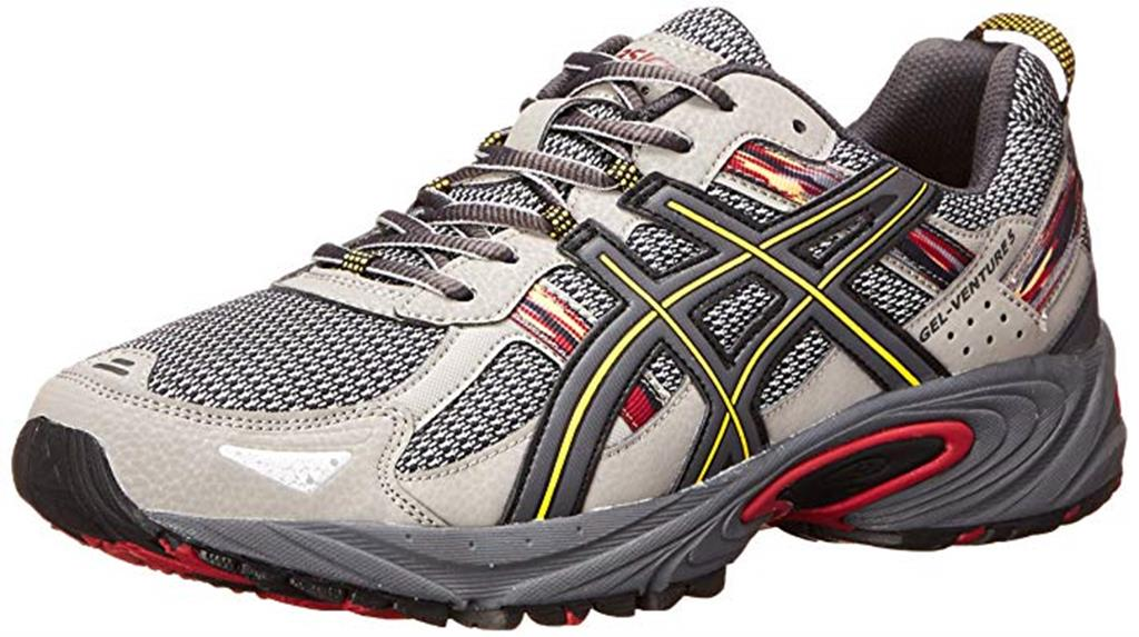 difference between asics gel venture 5 and 6