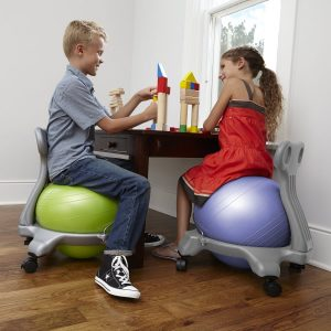 Kids Balance Ball Chair