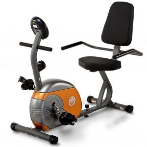 Marcy Recumbent Exercise Bike ME-709 Reviews