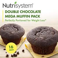 Nutrisystem ® Double Chocolate Mega Muffin-16 pack