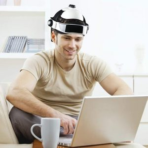 best head massager helmet