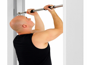Sunny Health & Fitness Door Way Pull Up Bar