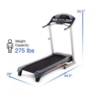 Weslo Cadence G 5.9 Treadmill With 6 Weight-loss Workouts Reviews