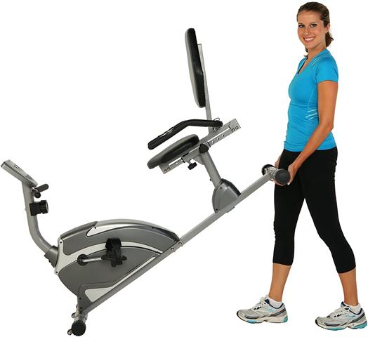Exerpeutic 900XL recumbent bike