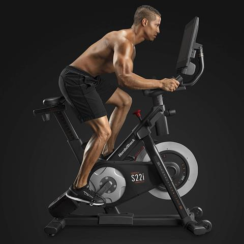 Top magnetic spin bikes