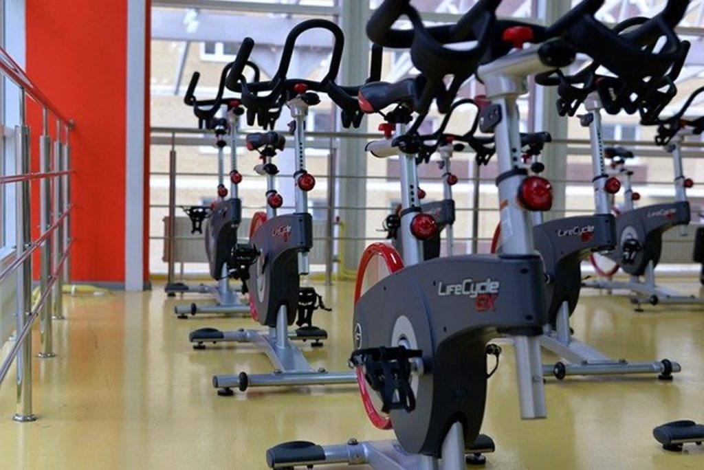 best magnetic spin bike