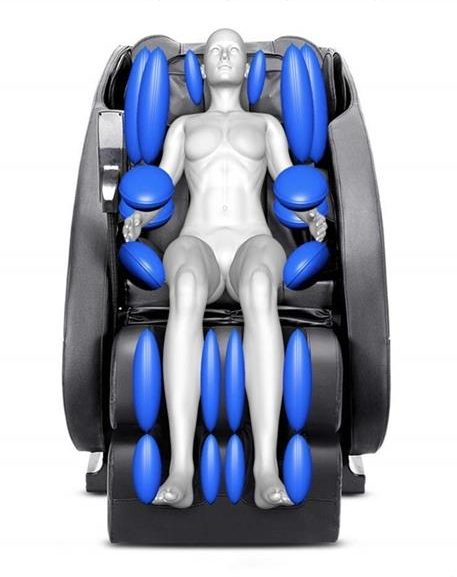 How Chair Massager Help Back Pain