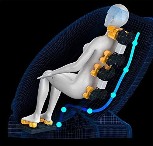 How Massage Chair Help Back Pain