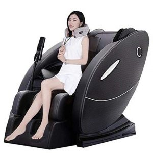 How Massage Chairs Help Back Pain
