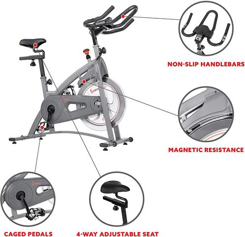 Spin Bike Setup Process