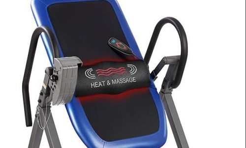 Innova ITM4800 Advanced Heat and Massage Inversion Table