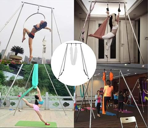 Yoga Swing Stands