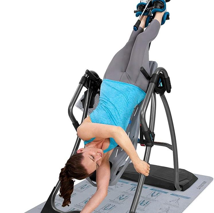 How Long Should I Use Inversion Table For Sciatica