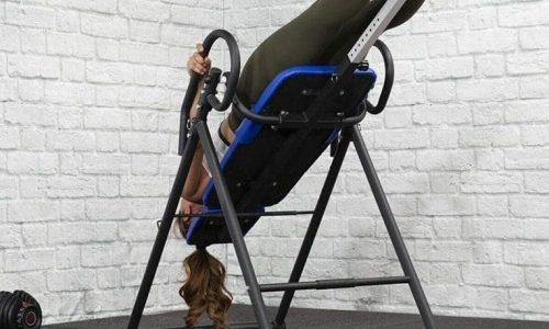 How to Use an Inversion Table for Back Pain