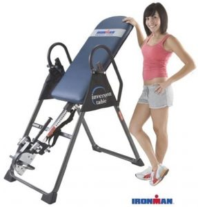 IRONMAN Gravity-4000 Inversion Table