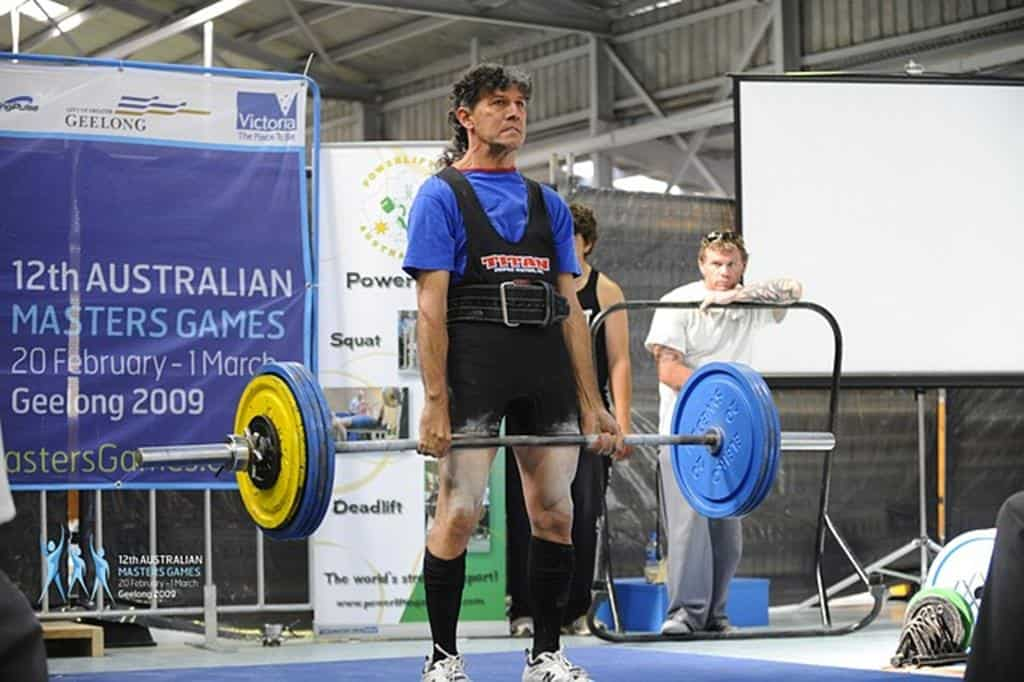 how to do the barbell deadlift