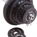 CAP Barbell 300-Pound Olympic Set