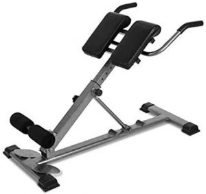 ComMax Roman Chair Back Hyper Extension Bench