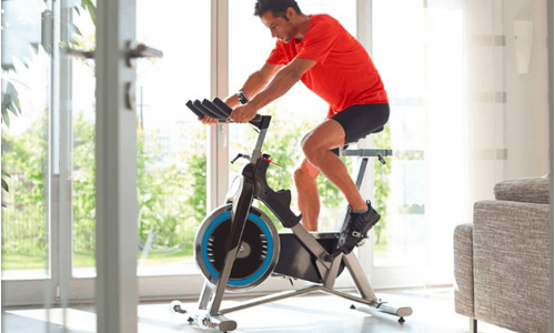 How to Adjust an Exercise Bike Seat Height