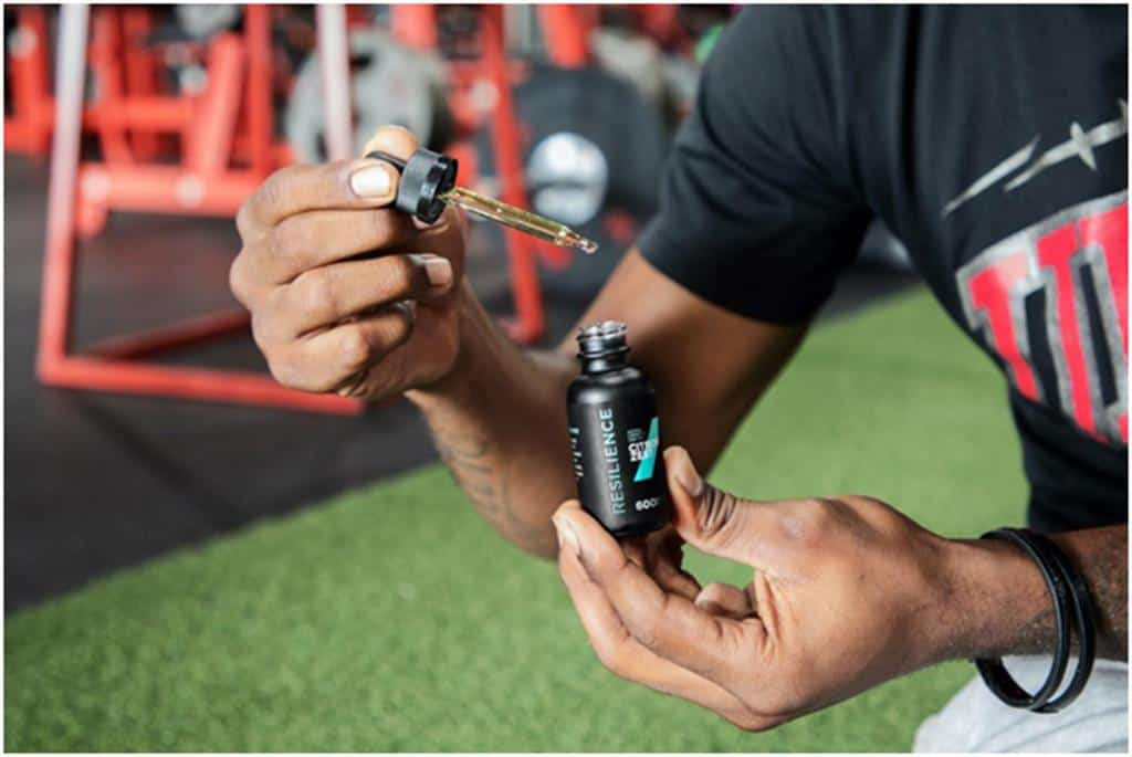 Potential Fitness Benefits of CBD Oil