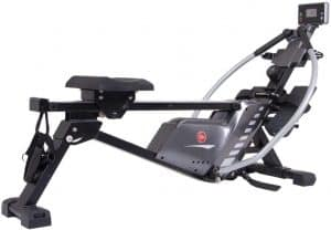 Body Power 3-in-1 Conversion Rowing Machine