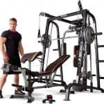 Marcy Smith Cage Total Body Workout Machine