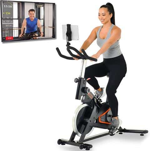 Spin bike for spinning class