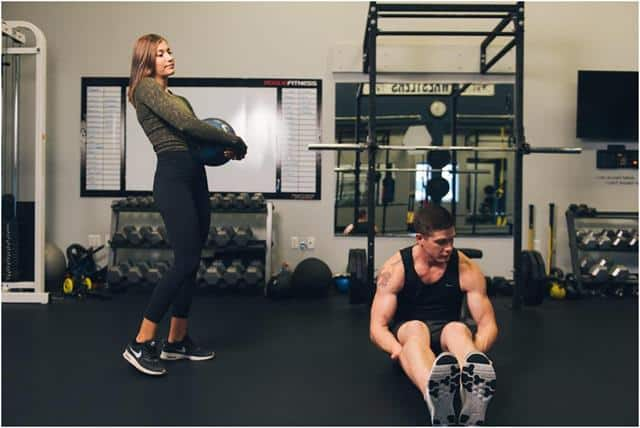 Best core weight training workouts for men